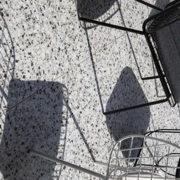 Le terrazzo, un matériau à redécouvrir