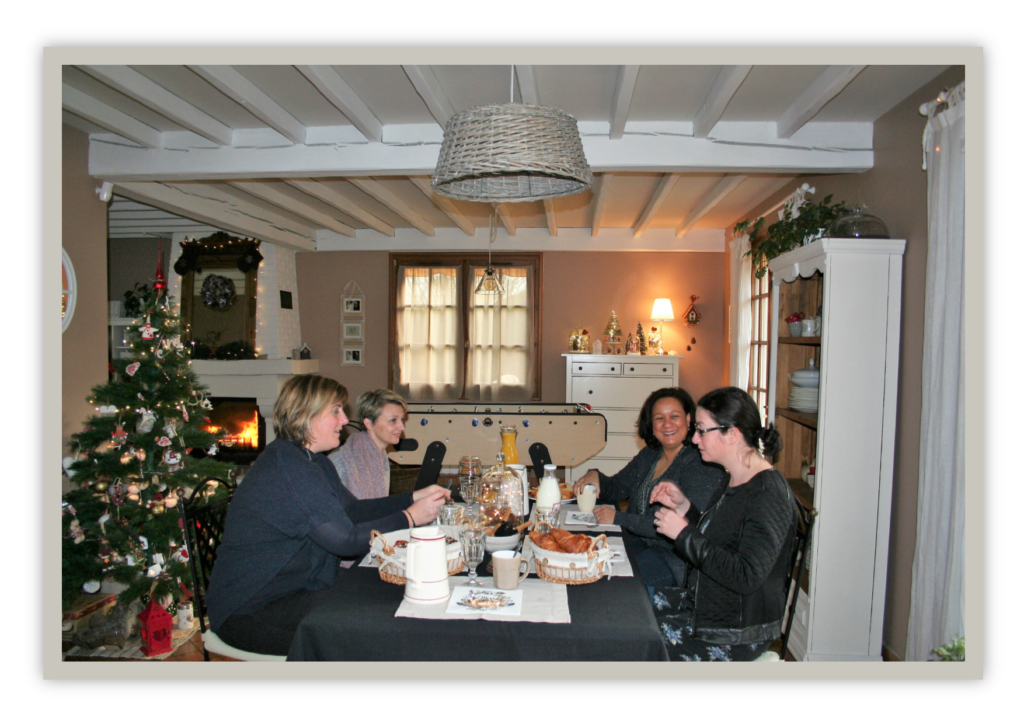 Le petit déjeuner du 08 décembre en images