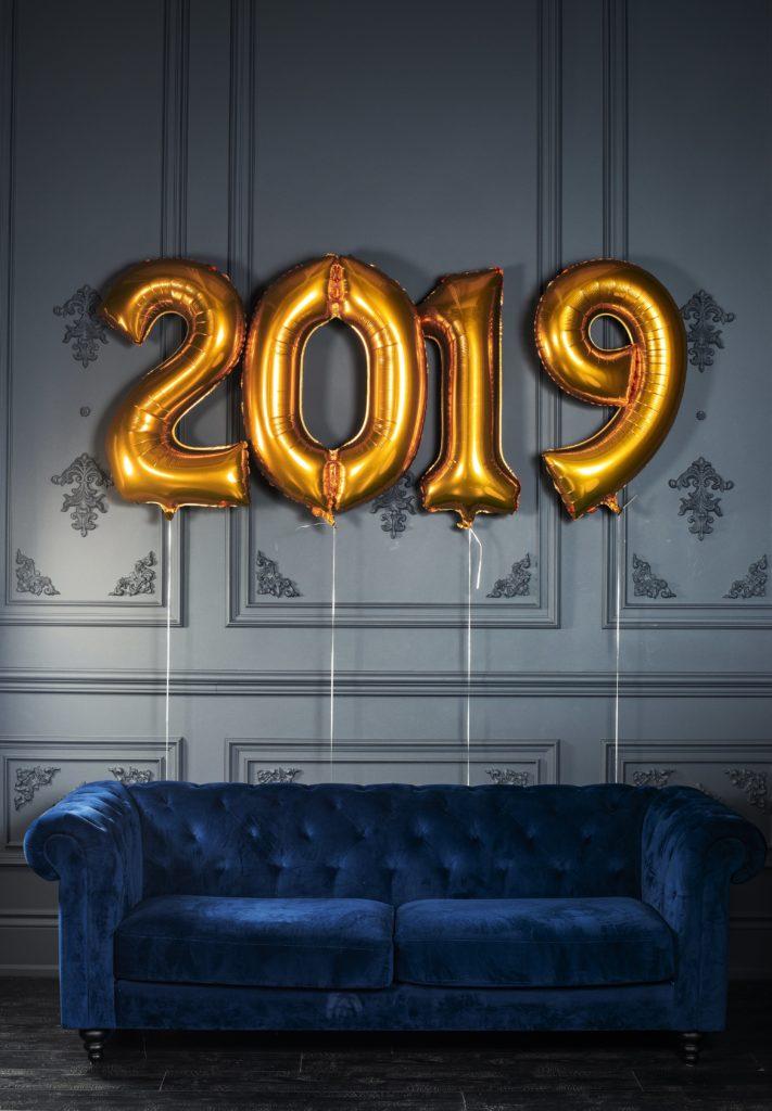 Les tendances 2019 retenues par sacré changement