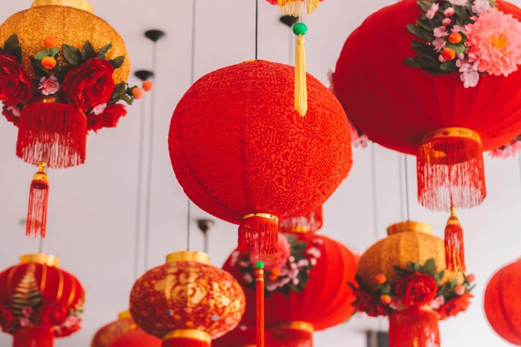 La couleur rouge dans le Feng shui