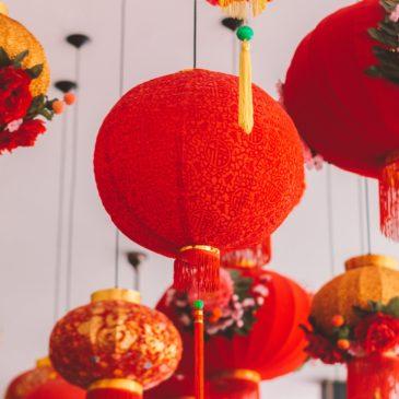 la couleur rouge dans le Feng shui…