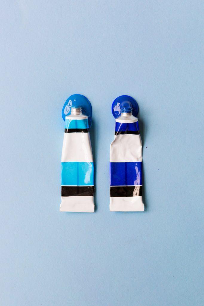 Les couleurs du Feng shui : le bleu