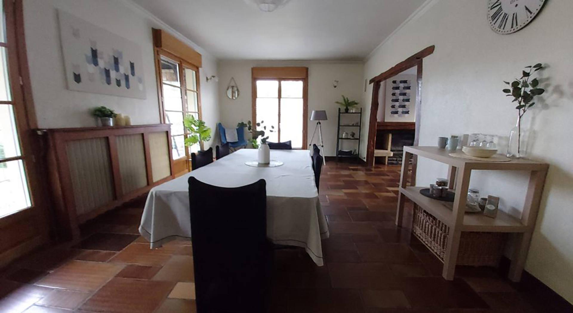 Aménagement et décoration de salle à manger