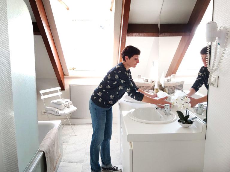 Aménagement et décoration de salle de bain