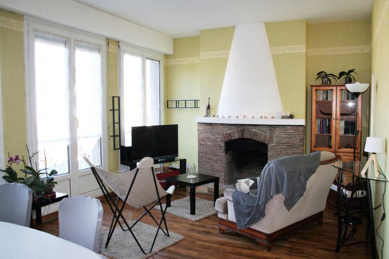 Aménagement et décoration de salon