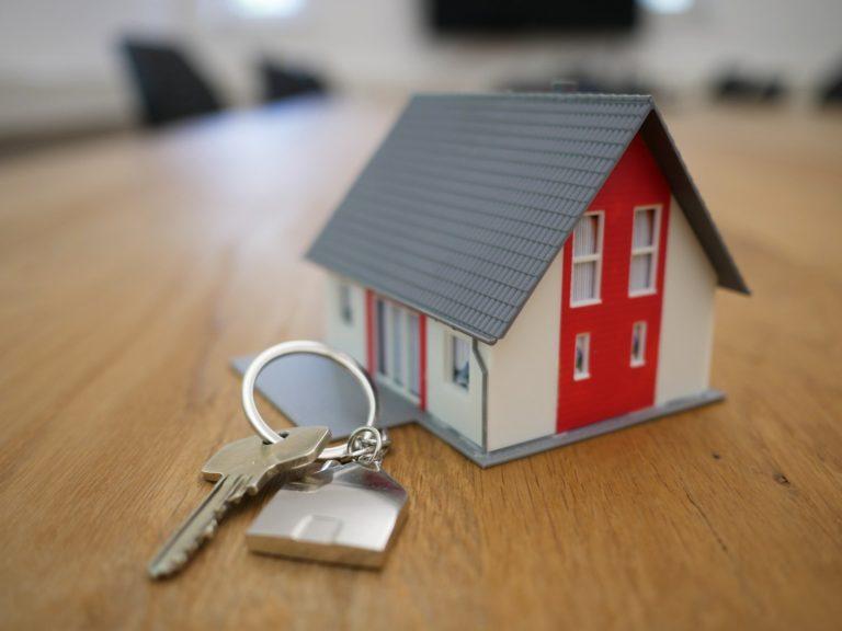 maison-et-clés