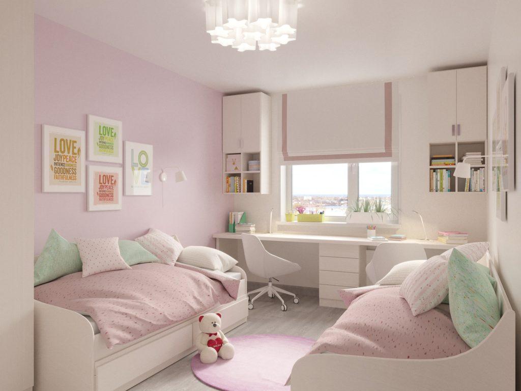 aménagement et décoration chambre d'enfant